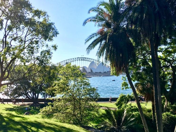 Opera Royal Botanic Garden