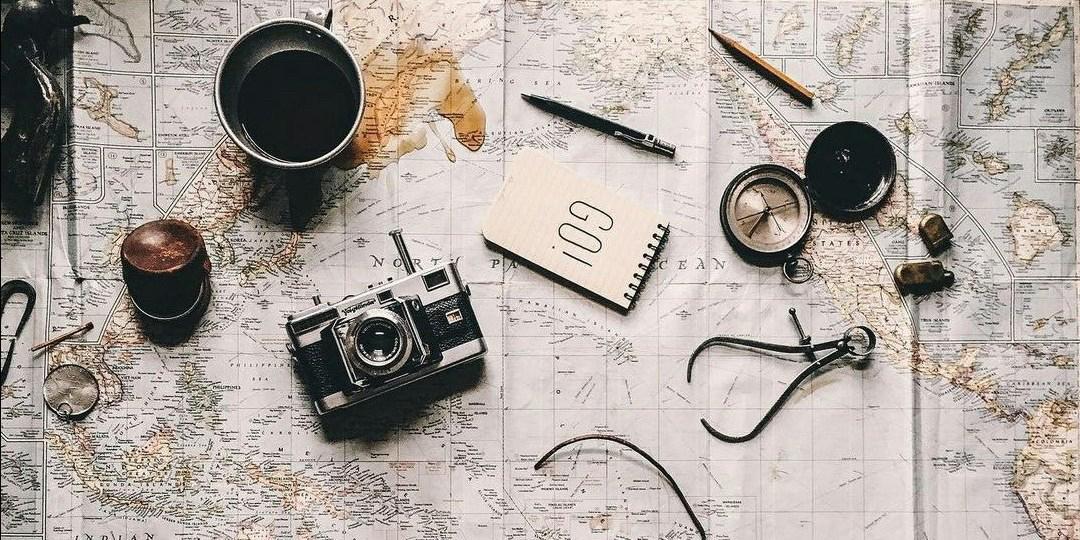 Préparatifs voyage