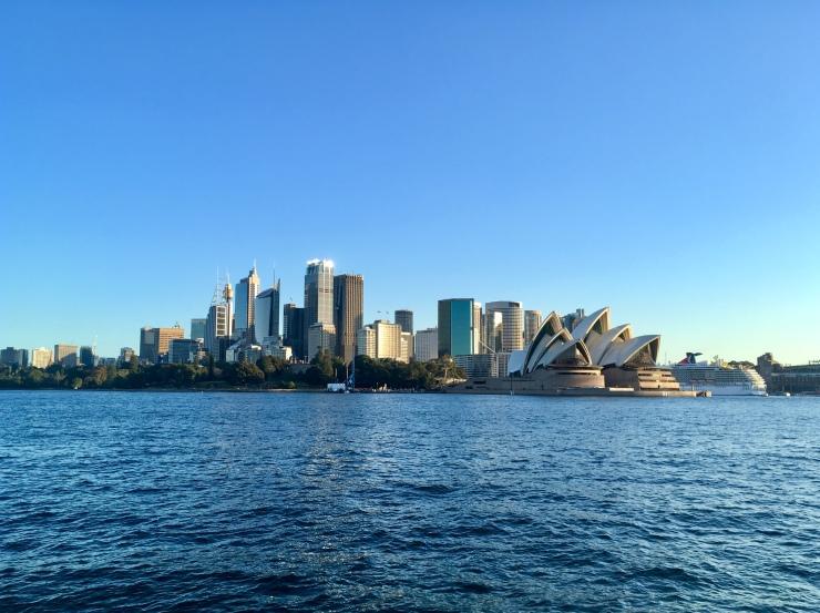 baie de sydney australie