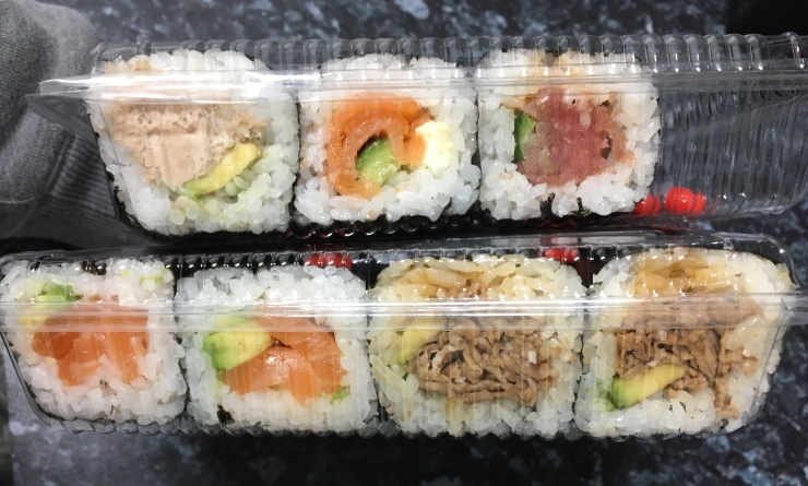 Sushi Hub Sydney Australie