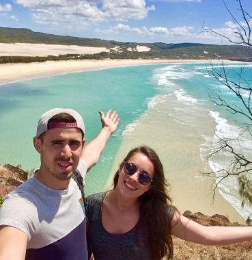 fraser island itineraire australie roadtrip
