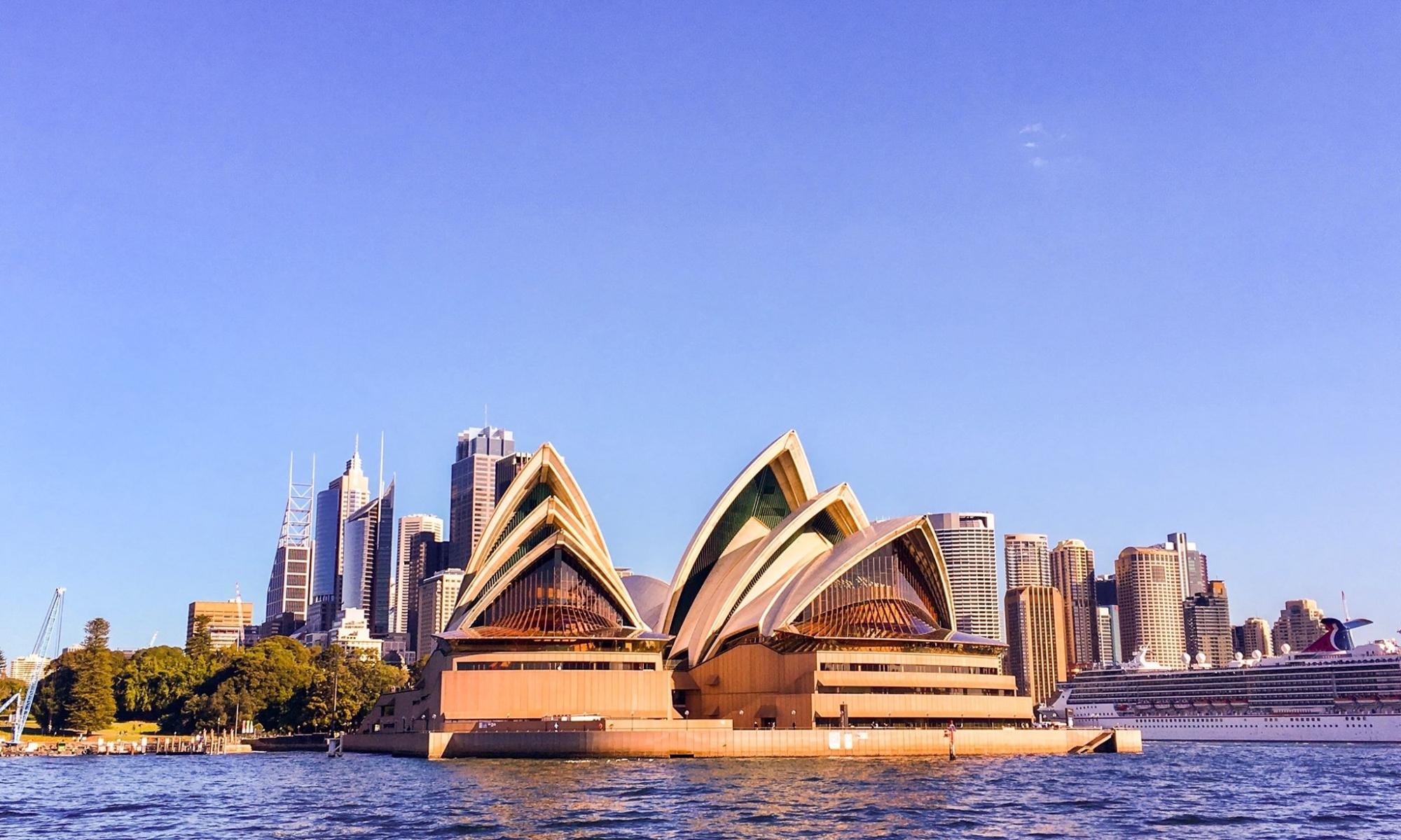 sydney australie tour du monde blog roadtrip