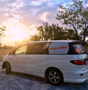 van roadtrip australie itineraire cote est