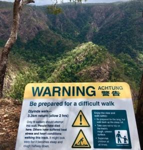 wallaman falls roadtrip australie itineraire