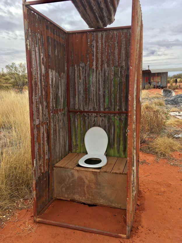 tu sais que tu es backpacker quand toilettes