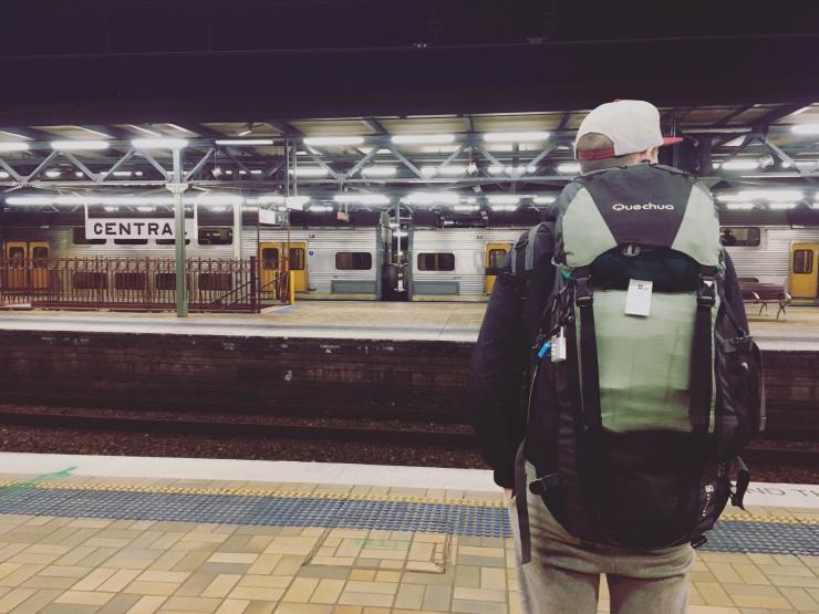 voyage tour du monde affaires sac-à-dos